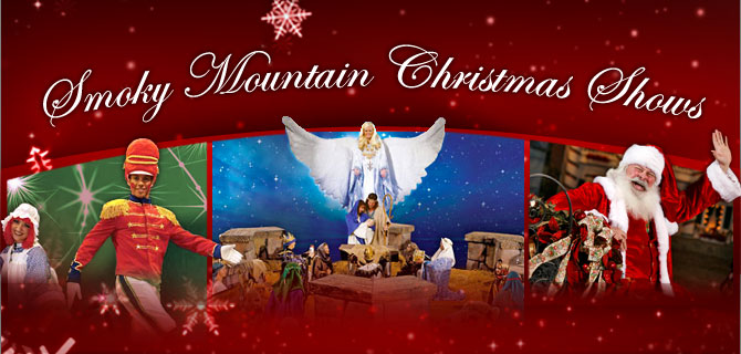 Smoky Mountain Christmas Shows